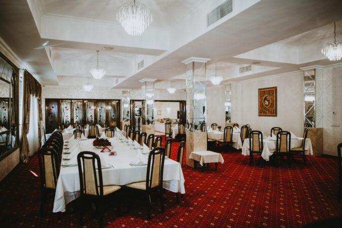 Restaurant și terasă